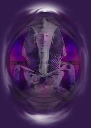 Akhenaten vision