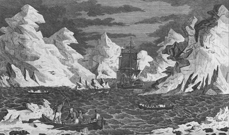 Antarctic Firsts