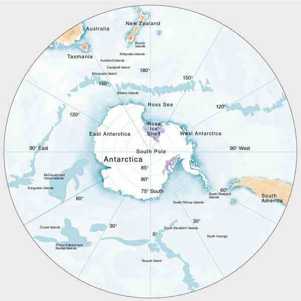 Antarctica Science Pseudoscience News Crystalinks