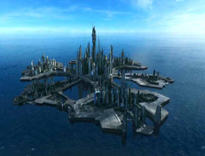 Atlantis Location Hypothesis - Crystalinks