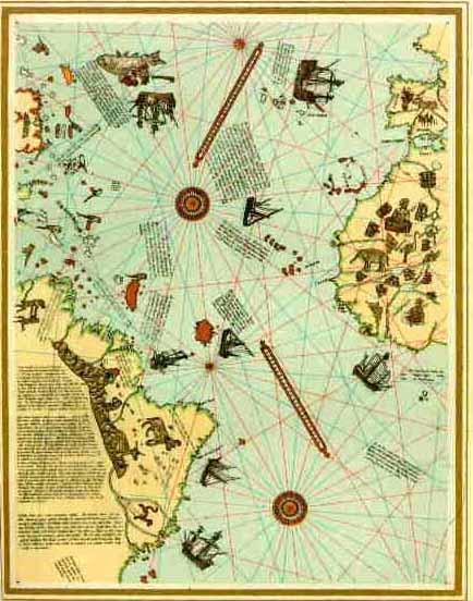 The Cycles of Time - Atlantis Revisited Atlantispirimap450