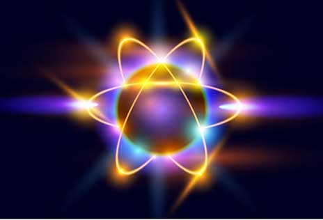 a study on the energy within atoms Some isotopes are radioactive-meaning they radiate energy as they decay to a   another example is oxygen, with atomic number of 8 can have 8, 9, or 10.