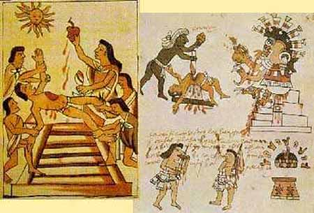 What contributions made by the Aztecs have influenced today's ...