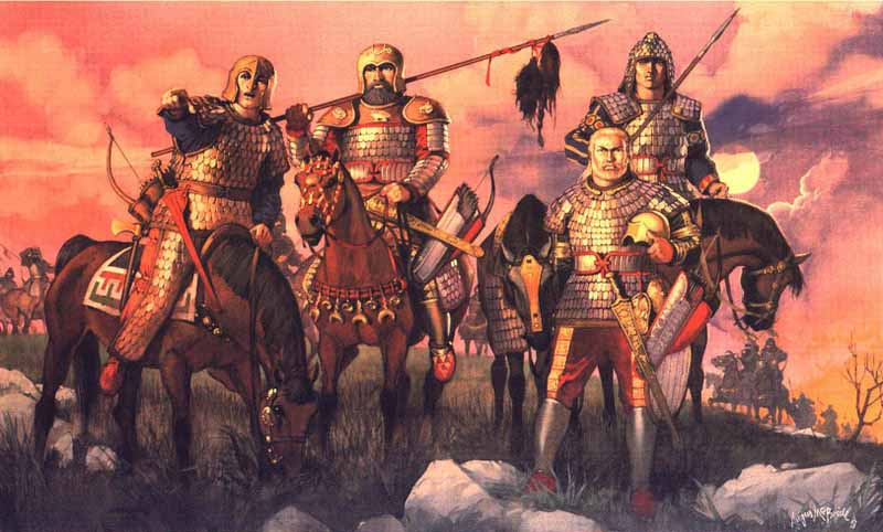 Ancient German Barbarians http://www.crystalinks.com/barbarians.html