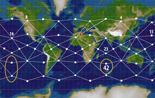 Earth S Grid System Becker Hagens Ley Lines Hartmann Net Curry