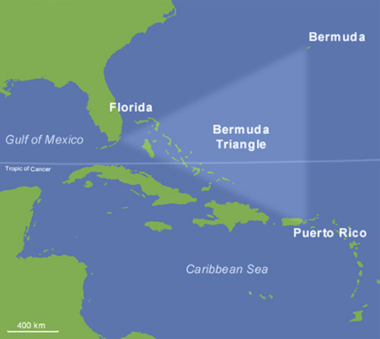 Bermuda Triangle | How to Find Your Way Out of the Devil's Triangle