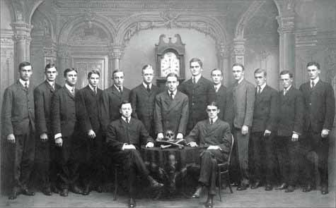 alchemy secret societies at yale