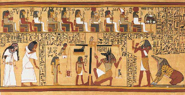 ancient egyptians beliefs for kids