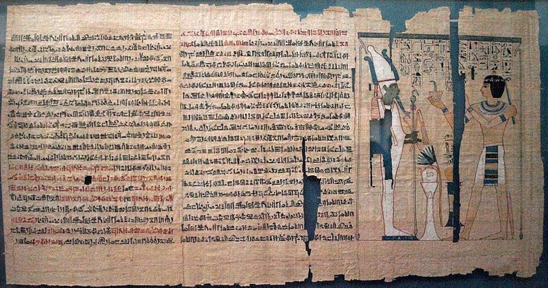 egyptian afterlife essay The weighing of the heart ceremony is one of the most beautiful and meaningful events in the ancient egyptian afterlife, looking at it in the papyrus of ani.