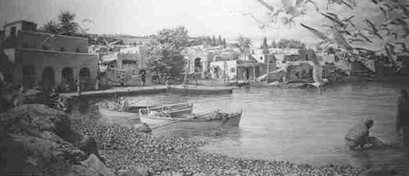Capernaum Crystalinks