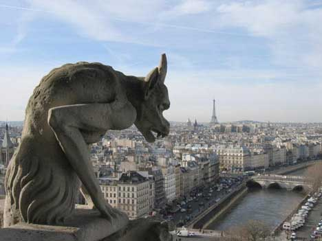 Gargoyles And Grotesques Crystalinks