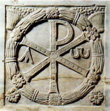 Chi Rho The Last Pope Alpha Omega The Beginning And The End