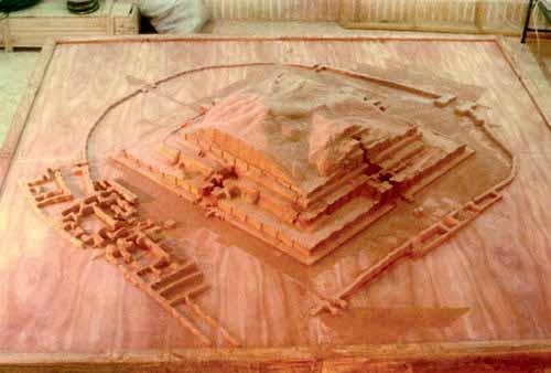 Ziggurats Iraq - Sialk - Choqa Zanbil - Crystalinks