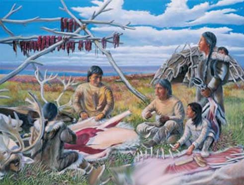 Clovis people crystalinks for North american culture facts