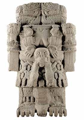 More Gods... - Maya Inca Aztec