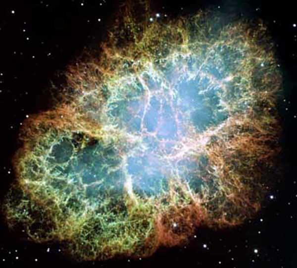 Nebulae Crabnebula