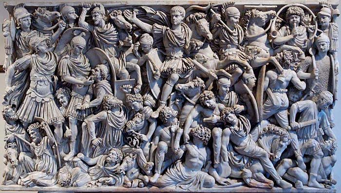Who won the battle of thermopylae