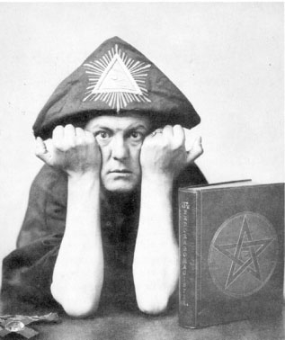 Aleister Crowley - Crystalinks