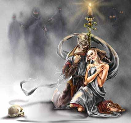 Curses - Crystalinks