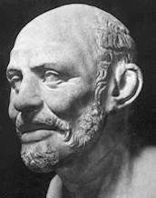 greek philosopher democritus