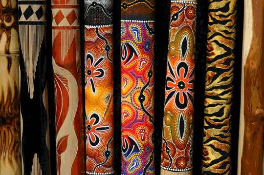 Didgeridoo Didjeridu Crystalinks