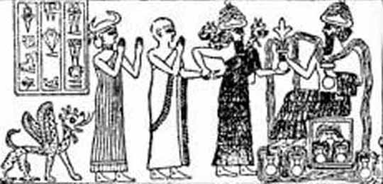 Sumerian Gods And Goddesses Anunnaki Crystalinks
