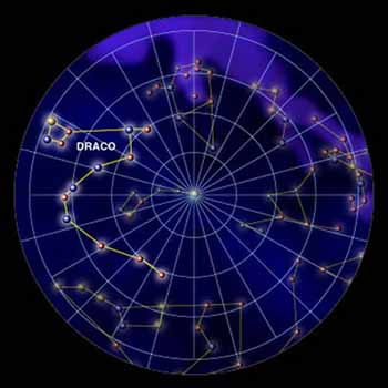 Draco Constellation. Mythology - Crystalinks