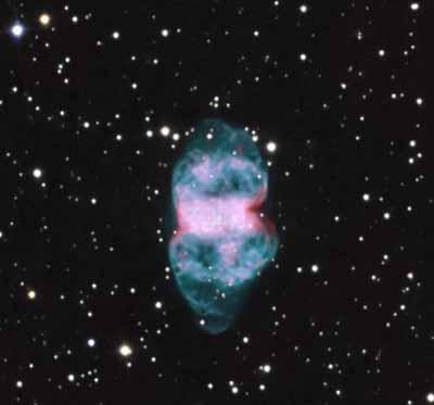 Nebulae Dumbbellnebula118