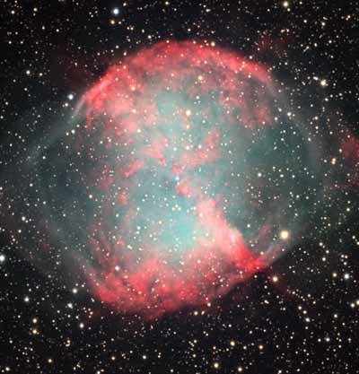Nebulae Dumbbellnebula605