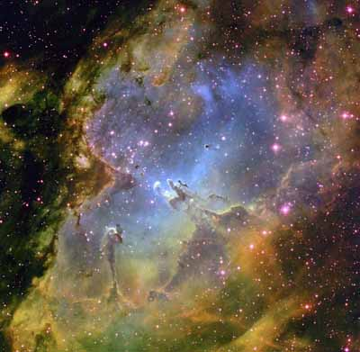 eagle nebula star birth - photo #16