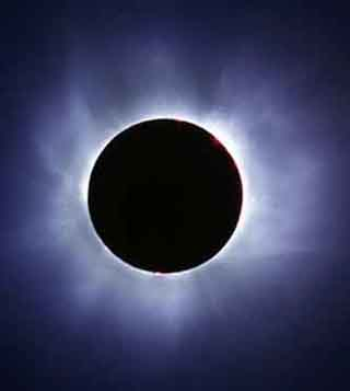 Black Sun Eclipse