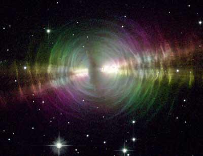 Nebulae Eggnebula