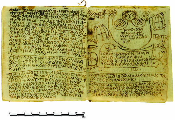 លទ្ធផលរូបភាពសម្រាប់ Ancient Egyptian Calendar Reveals Earliest Record of 'Demon Star'