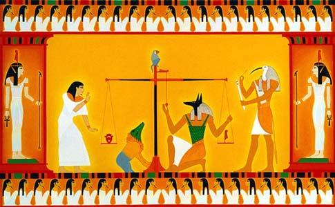 Egyptian Afterlife Ceremonies, Sarcophagi, Burial Masks