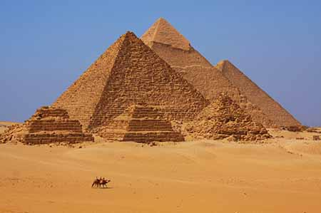 Archaeological Discoveries in Egypt - Crystalinks