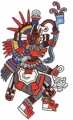 Aztec Gods and Goddess...