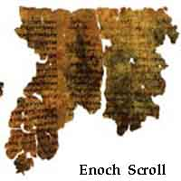 The Prophet Enoch for the Encyclopedia Britannica Enochscroll