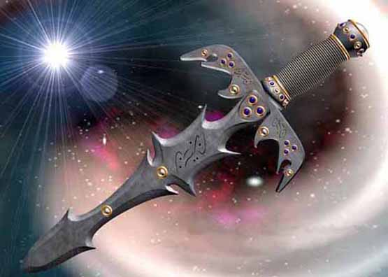 Excalibur, kılıç