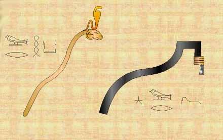 Uraeus - Snake - DNA - Crystalinks