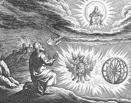Merkabah, Ezekiel's Wheel - Crystalinks
