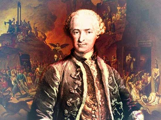 Count St  Germain - Alchemist - Ascended Master - Crystalinks