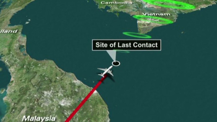 The Disappearance of Flight MH370 Case Closed Crystalinks