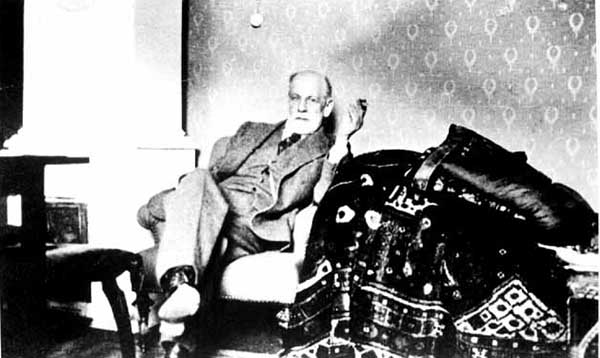 sigmund freud explores the undiscovered recesses of the mind Surrealists who looked into the recesses of the unconscious mind for the dreams and visions of religious program reflect sigmund freud's theories.