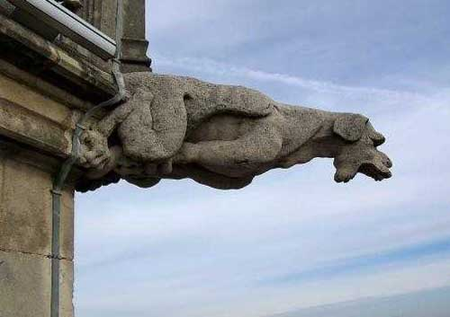 Gargoyles and Grotesques - Crystalinks
