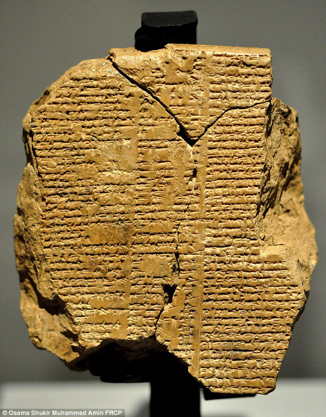 How to cite quotations from the Epic of Gilgamesh in a research paper.?