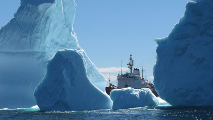 Glaciers and Icebergs- Crystalinks