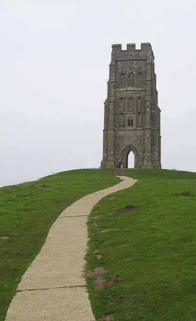 A Prominent Site Is Glastonbury Tor