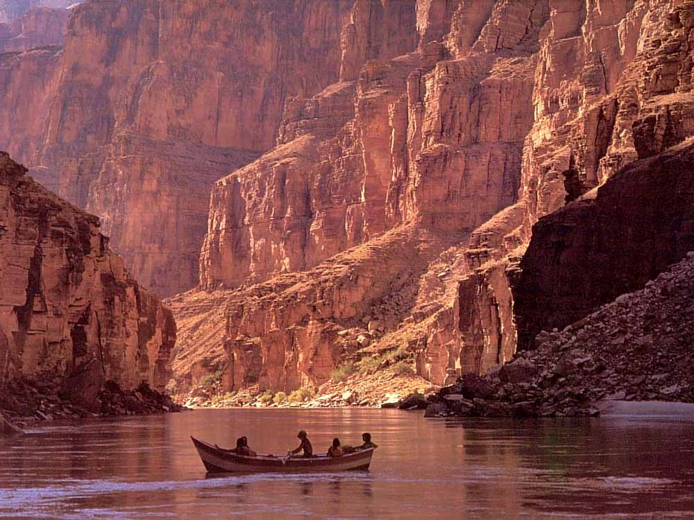 Grand Canyon: Science, History, Mythology and Conspiracies
