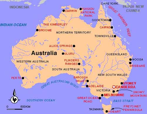 Barrier Reef Australia Map.Great Barrier Reef Crystalinks