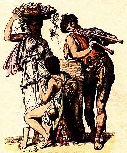 Ancient spartan women daily life the ancient greeks were a